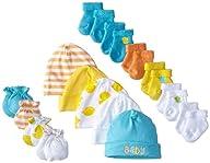 Gerber Unisex-Baby Newborn Ducks 15 P…