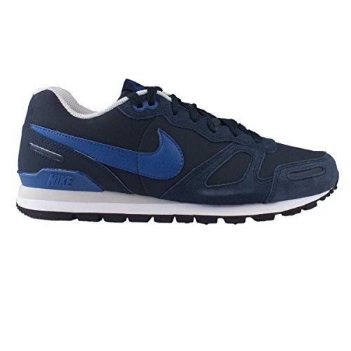 454395 442|Nike Air Waffle Trainer Leather|Obsidian/Ash|47,5