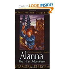 Song of the Lioness 1-4 - Tamora Pierce