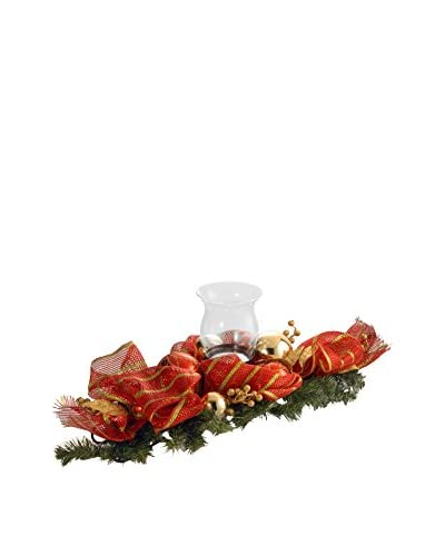 """National Tree Company 30"""" Decorative Collection Red Ribbon"""