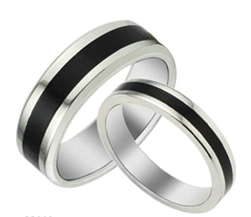 daesar-womens-wedding-bands-stainless-steel-black-silver-bicolor-rings-for-mens-and-womens-size-6