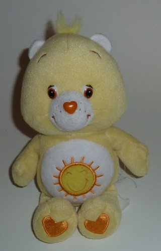 Care Bears Series 2 Funshine Bear 8 Inch Pulsh Bear - 1