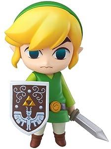 Legend of Zelda: Wind Waker Link Nendoroid Action Figure: Toys & Games