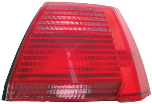 TYC 11-6042-00 Mitsubishi Galant Driver Side Replacement Tail Light Assembly (04 Mitsubishi Light Assembly compare prices)