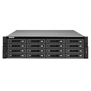 QNAP TS-1679U-RP 16-Bay NAS, 3U, SATA III. USB 3.0