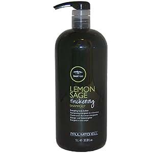 Paul Mitchell Paul Mitchell Tea Tree Lemon Sage Thickening Shampoo, 33.8 Ounce