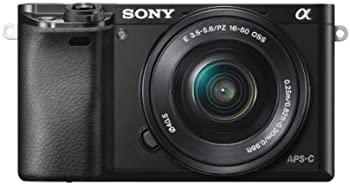 Sony a6000 24.3MP Mirrorless Digital Camera
