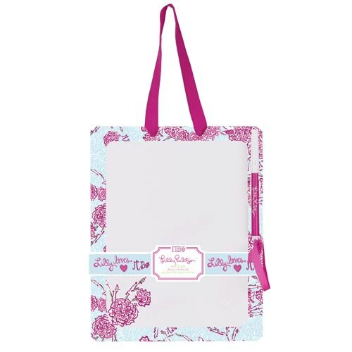 Lilly Pulitzer Pi Beta Phi Dry Erase Board - Lily Sorority College Gift 120313-LGPLP