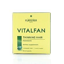 buy Rene Furterer Vitalfan Dietary Supplemenet Progressive 30 Capsules Care Yours Hair