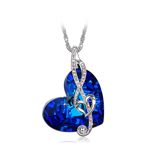 Brilla-Heart-Of-The-Ocean-Necklace-Fashion-Jewelry-Waltz-of-Love-Blue-Swarovski-Elements-Crystal