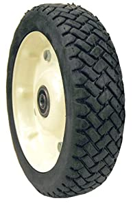 """Toro Front Wheel Replaces Toro 74-1720, Exmark 100-22167 Fits 21"""" Commercial Mowers. from Rotary Corp"""