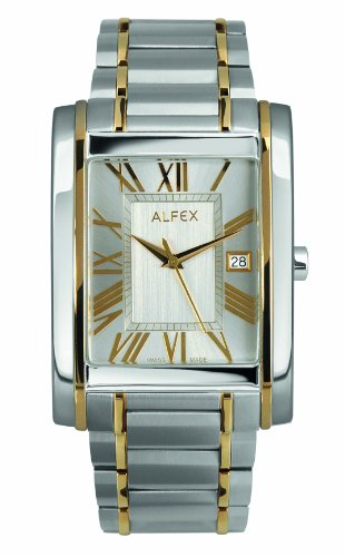 Alfex Men's Stainless Steel Quartz Watch 5667_752