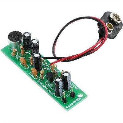 Electret Microphone Pre-Amp Kit