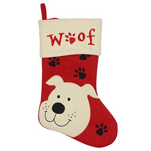 woof-dog-christmas-stocking-fun-dog-christmas-gift-red-cream-fabric-christmas-cat-gift-stocking-40cm