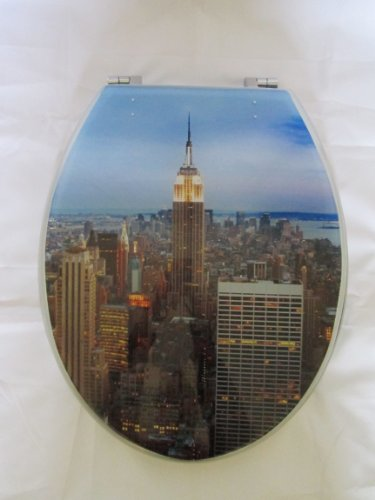 new-york-city-empire-state-building-scene-resin-toilet-seat-with-chrome-finish-hinges