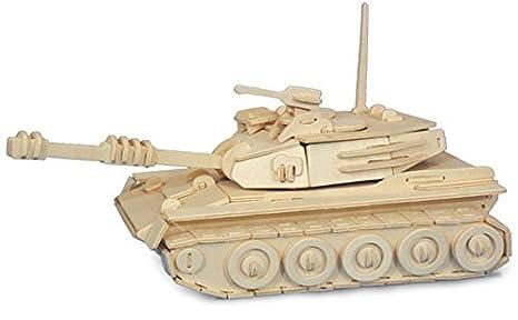 Tank QUAY Kit de construction en bois FSC