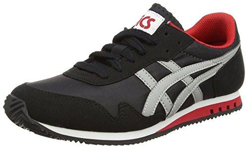 Asics Sumiyaka Gs, Unisex-Erwachsene Sneakers, Schwarz (black/soft Grey 9010), 40 EU thumbnail
