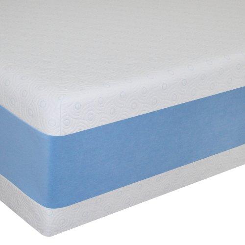 Sleep Master 13-Inch Gel Memory Foam Mattress, Cal King