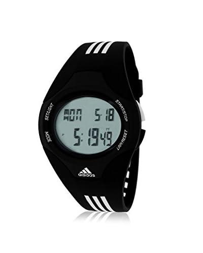Adidas Mens Black/Digital Plastic Watch