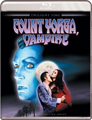 Count Yorga, Vampire - Twilight Time [1970] [Blu ray]