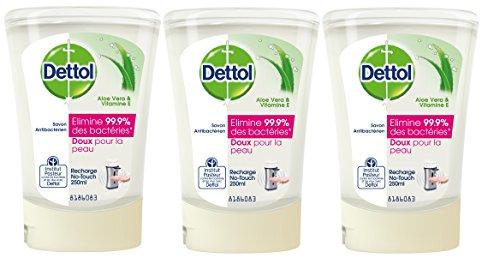 Dettol-Savon-Recharge-pour-No-Touch-Aloe-Vera-250-ml-Lot-de-3