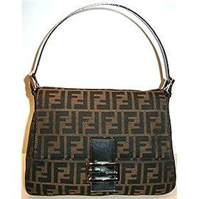 Fendi Zucca Handbag 8BR001