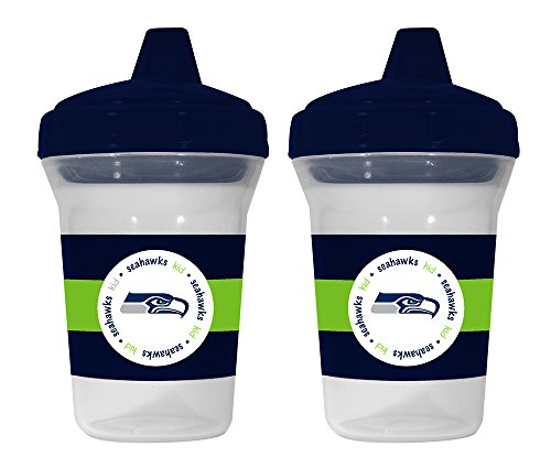 Baby-Fanatic-NFL-Seattle-Seahawks-Baby-Fanatic-2-Pack-Sippy-Cups