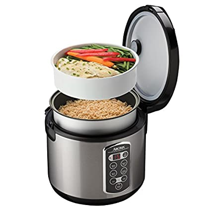 Aroma ARC-2000ASB Electric Rice Cooker