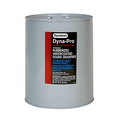 Dynatron(TM) Dyna-Pro(TM) Paintable Rubberized