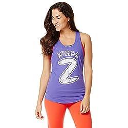 Zumba Fitness Women's U Loose Tank Top by ZUMAD