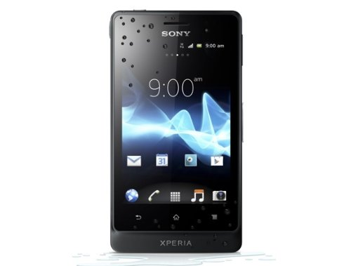 Sony Xperia Go ST27i Black IP67 certified Factory