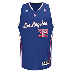 NBA Los Angeles Clippers Blue Swingman Jersey Blake Griffin #32 by adidas