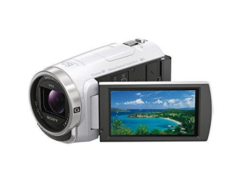 SONY デジタルHDビデオカメラレコーダー HDR-CX675 WC