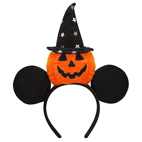 Halloween Mickey Mouse Ears