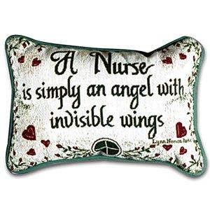 Decorative Nurse Pillow