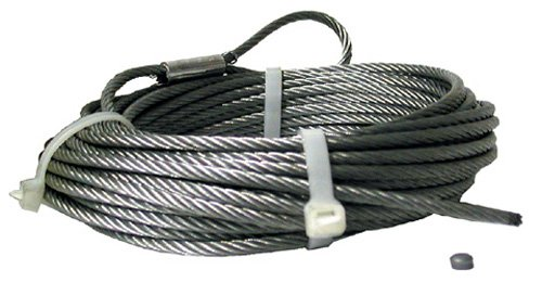 Warn WIRE Rope A2000/2500 with Aluminum DRUM PU 60076