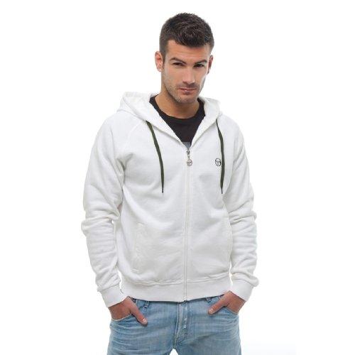 Sergio Tacchini-Giacca/Gilet-Aleo Sweater Bianco-bianco bianco Small