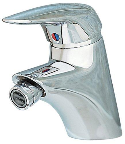 American Standard 2000.011.002 Ceramix Single-Control Bidet Fitting, Polished Chrome (American Standard Bidet Faucet compare prices)