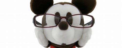 可愛い!!やわらかメガネスタンド ミッキーマウス -Z91729 めがね掛け