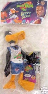 MCDONALDS SPACE JAM DAFFY DUCK TUNE SQUAD WARNER BRO. by McDonald's - 1