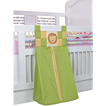 SMALL WONDER BABY DIAPER STACKER-LION