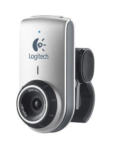 Logitech Quickcam for Notebooks Deluxe Webcam pour ordinateur .. couleur - audio - USB