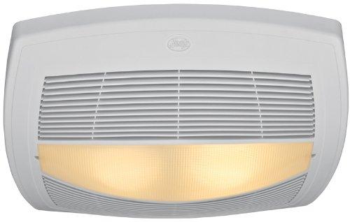 Beau Hunter Exhaust Fan W Light 82043 Ultra Quiet Energy Star Bathroom Fans  White CFM U003d 140, Sones U003d 1.5