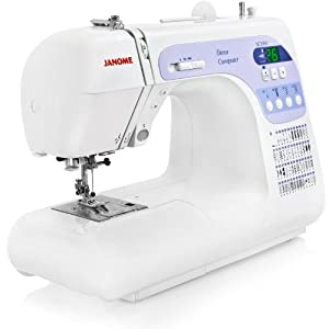 Janome Dc3050 Computerized Sewing Machine by Janome