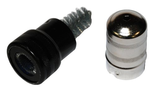 Cal-Van Tools 553 Heavy Duty Battery Post and Terminal End Brush
