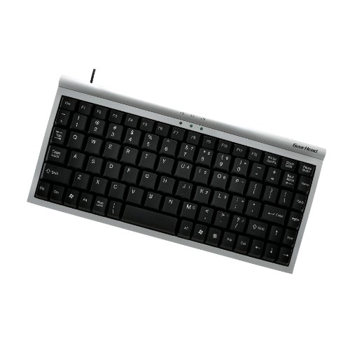 89-Key Mini Usb Windows® Keyboard