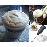 Moradiya Fresh Portable Hand Blender Mixer Froth Whisker Lassi Maker For Milk Coffee Egg Beater, Multi Color