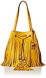 Frye Heidi Fringed Shoulder Bag