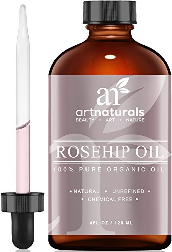 Rose Hip Oil Anti Aging Scarring Stretch Marks