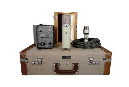 Telefunken Ela M 250E | Diamond Series Tube Condensor Vintage Microphone (Ela M 250E)